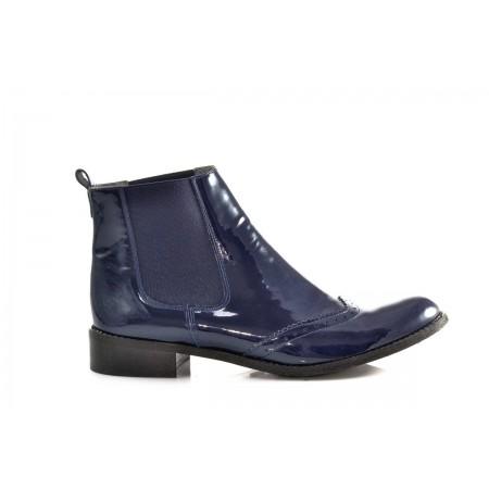 Ботинки  LORETTA VITALE 2620  синие