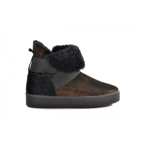 Ботинки  3i 3082-060 коричневые
