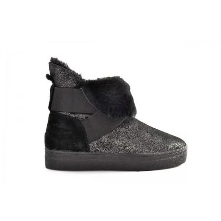 Ботинки  3i 3082-070 чёрные