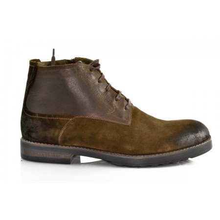 Ботинки 3i 732 коричневые