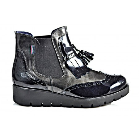 Ботинки Callaghan 89834 серые