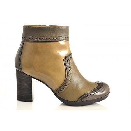 Ботинки Hispanitas CHI38415 36р 23,5см бежевые