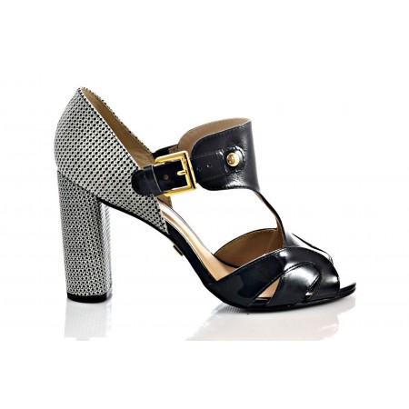 Туфли Jorge Bischoff 3102-02 A8 чёрные