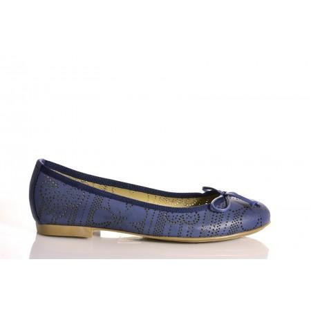 Балетки JOYCA 38314-azul синие