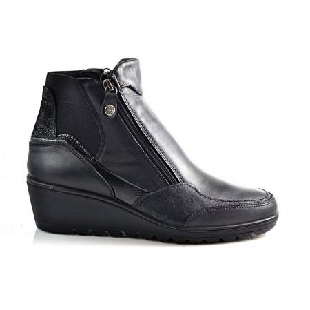 Ботинки IMAC 82890  чёрные