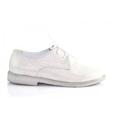 Туфли 3i 2005 серебристые