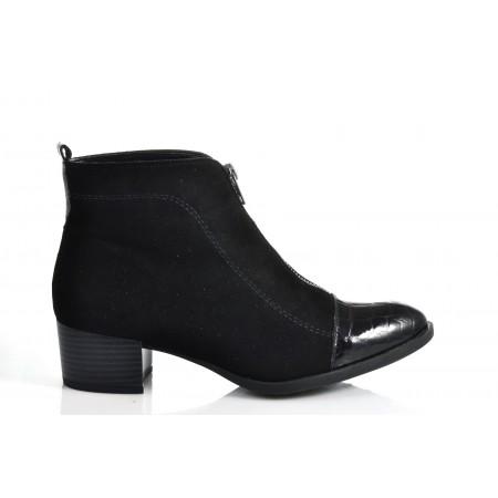 Ботинки  LORETTA VITALE 2423 чёрные