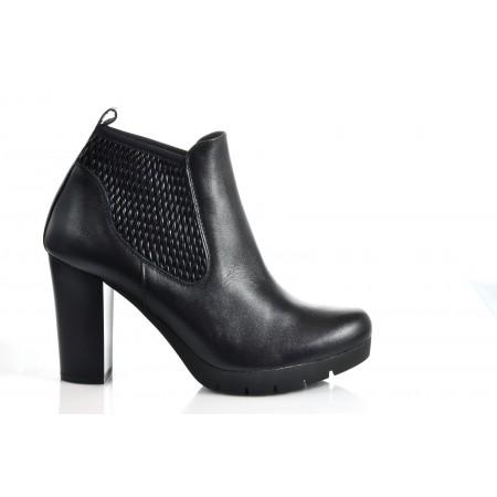 Ботинки  LORETTA VITALE 2655 чёрные