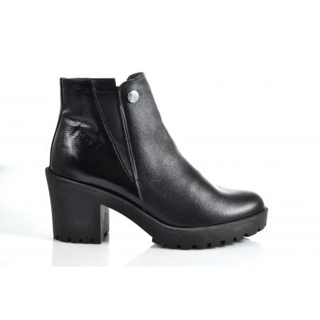 Ботинки  LORETTA VITALE 27045 чёрные