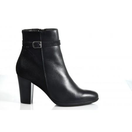 Ботинки LORETTA VITALE 90-2001-7  чёрные