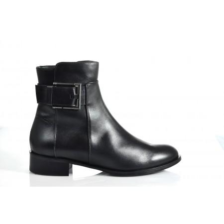 Ботинки  SOLO FEMME 33903-02-G85 чёрные