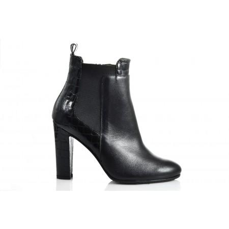 Ботинки  SOLO FEMME 94908-02-C39 чёрные