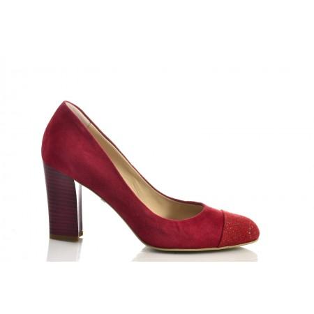 Туфли SOLO FEMME 97604-01-G23 красные